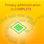 guru trust privacy perfect audit onetrust complyon company complion documents spread all over